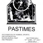 2007 - Pastimes